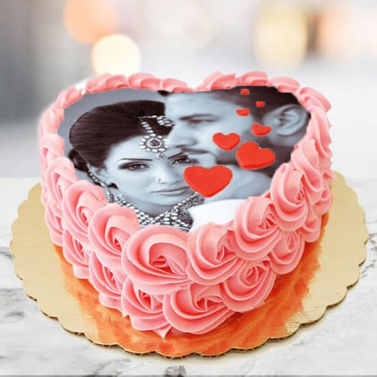 Personalize Photo Cake Online Delivery